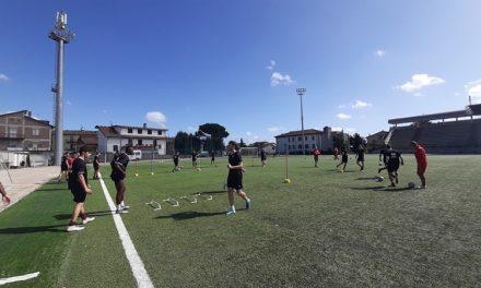RIPRESA LA PREPARAZIONE, DOMENICA SFIDA CONTRO L'ALESSANDRIA
