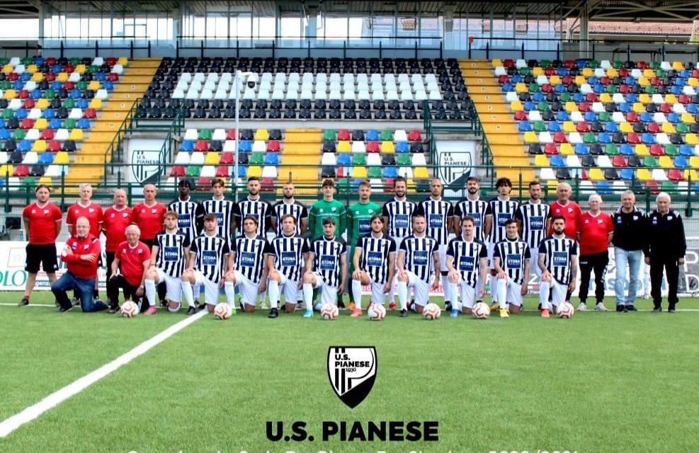 FOTO SQUADRA PIANESE STAGIONE SPORTIVA 2020/2021